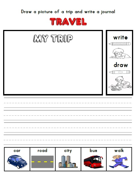 travel worksheets for kids the best and most comprehensive worksheets. Black Bedroom Furniture Sets. Home Design Ideas