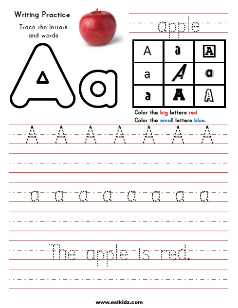 Phonics on Abc Phonics Worksheets