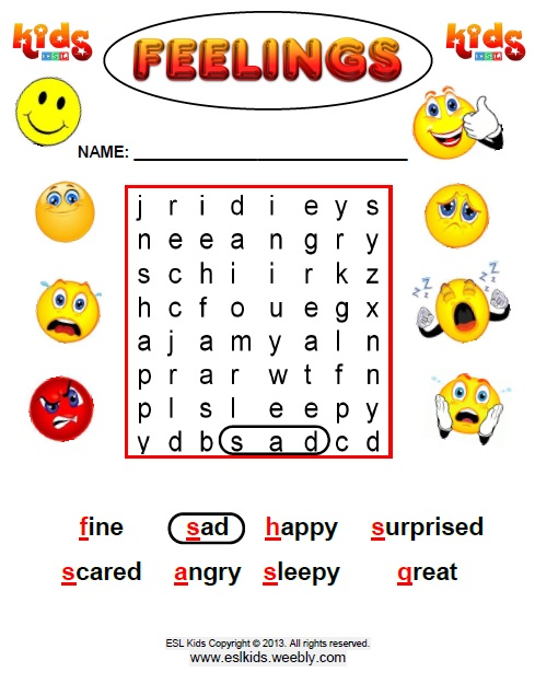 Printables Feelings Worksheets For Kids printables feelings worksheets for kids safarmediapps activities games and more coming soon